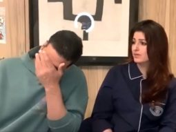 Akshay Kumar and Twinkle Khanna spill their secrets as they take questions from the 'most fearsome interviewers'; watch