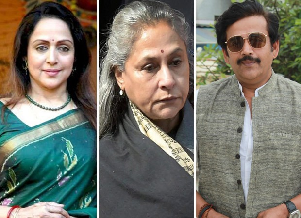 """Who is maligning our beautiful film industry?"" Hema Malini supports Jaya Bachchan defends Ravi Kishan"