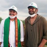 Prabhas adopts forest near Hyderabad; donates Rs. 2 crore