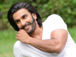 Ranveer Singh dubs for his upcoming film Jayeshbhai Jordaar