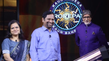 """""""Being consistent will give you good results"""", say Gyanendra and Monica on Karamveer episode of KBC 12"""