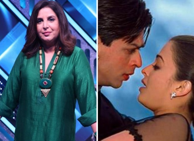 """20 years Of Mohabbatein Farah Khan REVEALS, """"We were not supposed to know whether Aishwarya was Shah Rukh's imagination!"""""""