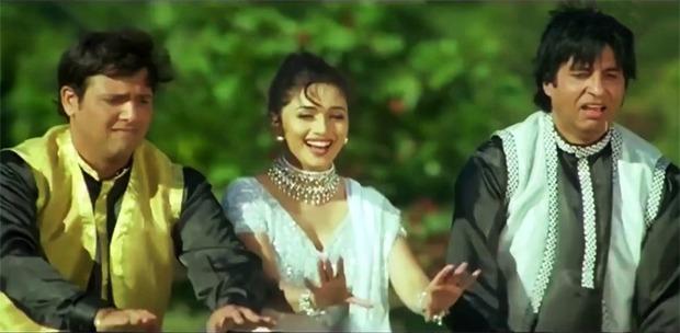 22 Years of Bade Miyan Chote Miyan: Raveena Tandon and Madhuri Dixit share throwback pictures with Govinda and Amitabh Bachchan