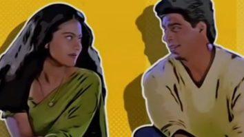 22 Years of Kuch Kuch Hota Hai Kajol shares cute artworks to mark the big day