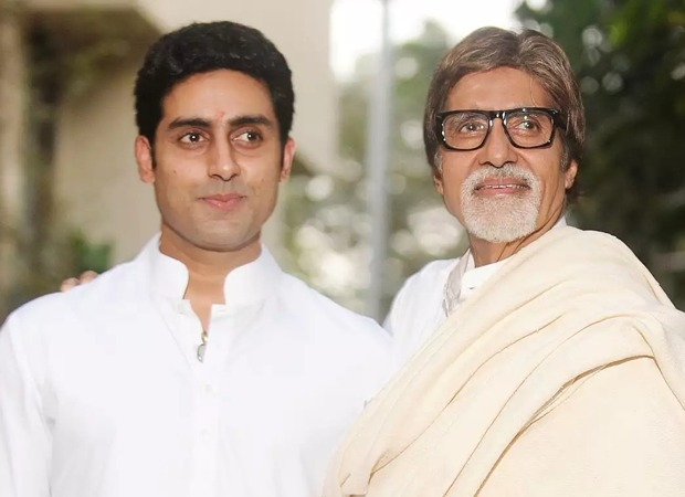Abhishek Bachchan denies reports of Amitabh Bachchan being hospitalized