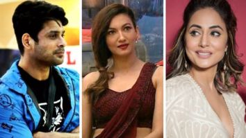 After exiting the Bigg Boss 14 house, seniors Sidharth Shukla, Gauahar Khan, Hina Khan express their gratitude for each other
