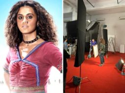 After wrapping up Haseen Dillruba, Taapsee Pannu begins look trial for Rashmi Rocket