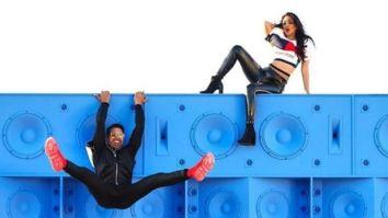 Ahead of the song release, Akshay Kumar drops a killer still from Laxmmi Bomb's 'Burj Khalifa' with Kiara Advani