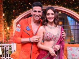 Akshay Kumar and Kiara Advani to pack a punch on The Kapil Sharma Show to promote Laxmmi Bomb