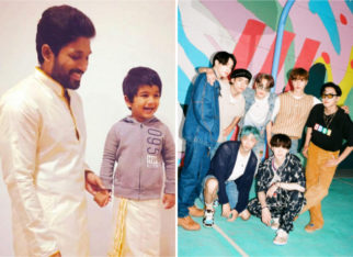 Allu Arjun's son Ayaan adorably dances to the beats of popular band BTS' song 'Idol'