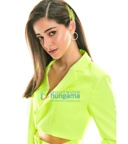 Celeb Photos Of Ananya Panday