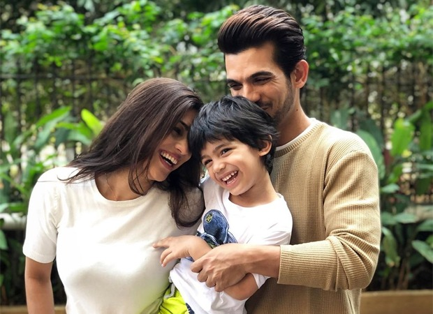 Arjun Bijlani's wife Neha Swami and son Ayaan test negative for COVID-19, the actor heaves a sigh of relief