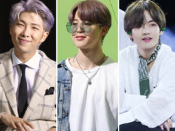 BTS members RM, Jimin and V pen their thoughts in heartwarming postcards whilst gearing up for of 'BE' release