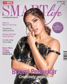 Bhumi Pednekar On The Cover Of Smart Life