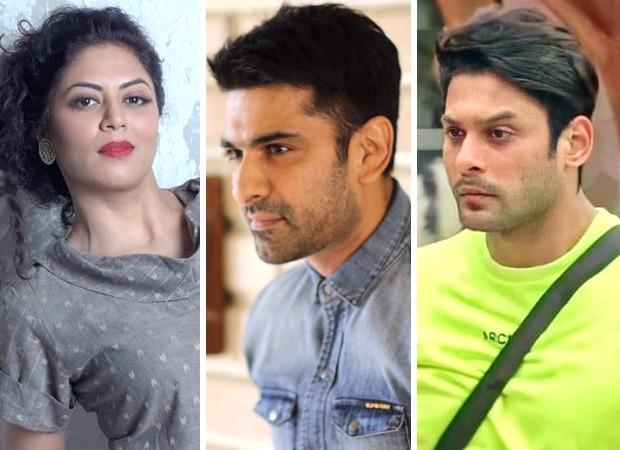 Bigg Boss 14's wildcard entry Kavita Kaushik asks Eijaz Khan not to copy Sidharth Shukla