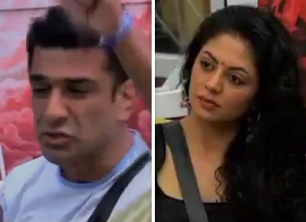 Bigg Boss 14 Promo Eijaz Khan breaks down in tears after his argument with Kavita Kaushik