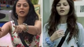 Bigg Boss 14 Promo Kavita Kaushik gets mad at Rubina Dilaik after she refuses to chop fruits for her