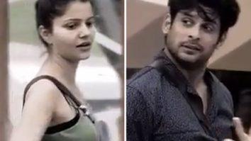 Bigg Boss 14 Rubina Dilaik gets into a verbal tussle with Sidharth Shukla