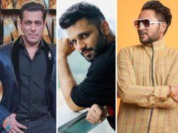 Bigg Boss 14 Salman Khan schools Rahul Vaidya for his comment on nepotism regarding Jaan Kumar Sanu