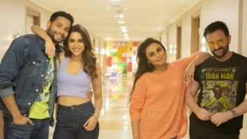 Bunty Aur Babli 2 cast members complete dubbing marking its completion
