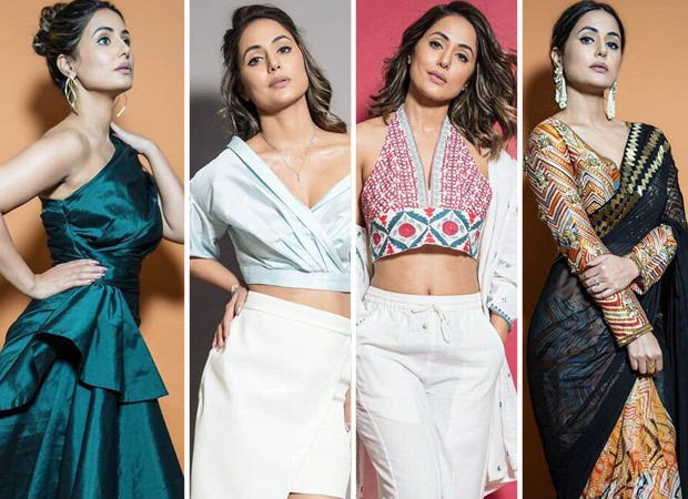 CHIC AND CLASSY: Hina Khan's looks from Bigg Boss 14 would inspire you to up your fashion game!