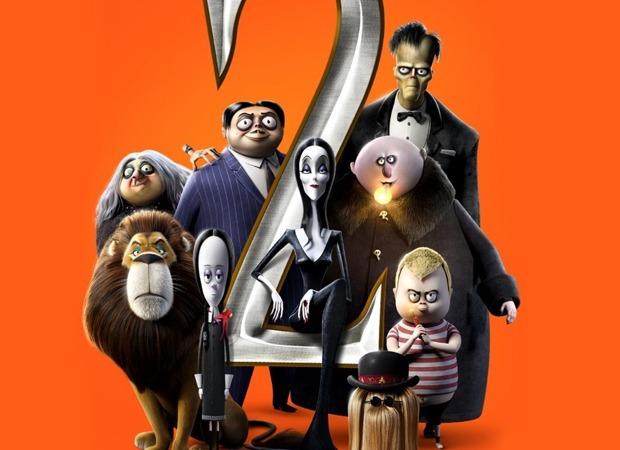 The Addams Family 2 (Teaser Trailer 1)
