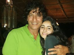 Chunky Panday wishes Ananya Panday on her 22nd birthday with a cute picture
