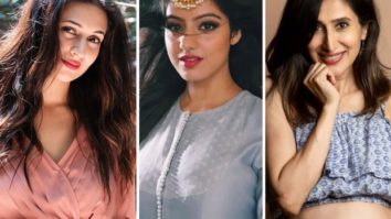 Divyanka Tripathi, Deepika Singh, Teejay Sidhu take up #SaasBahuSwap Challenge with their mothers-in-law