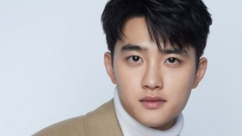 EXO's D.O. confirmed to star in a new film The Moon alongside Sol Kyung Gu