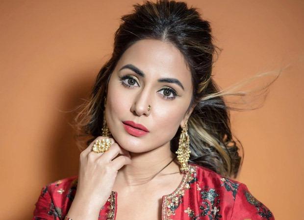 Fresher Eijaz Khan addressed senior Hina Khan as 'Wildfire' on Bigg Boss 14