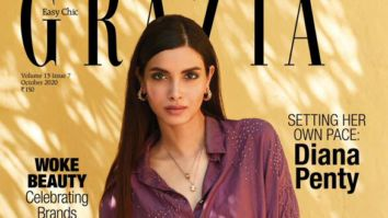 Diana Penty On The Covers Of Grazia