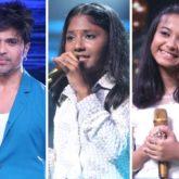 Himesh Reshammiya offers Sa Re Ga Ma Pa Li'l Champs contestants Ranita and Aryananda a chance to sing for a Bollywood movie