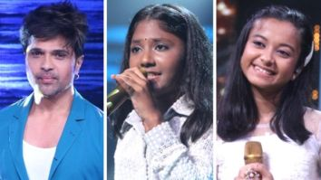 Himesh Reshammiya offers Sa Re Ga Ma Pa Li'l Champs contestants Ranita and Aryananda a chance to sing for a Bollywood movie