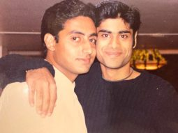 """""""I can't believe you've turned 40"""" - Abhishek Bachchan pens heartfelt post for Sikander Kher on his birthday"""