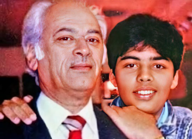 Karan Johar pens emotional tribute to father Yash Johar as Dharma Productions completes 40 years