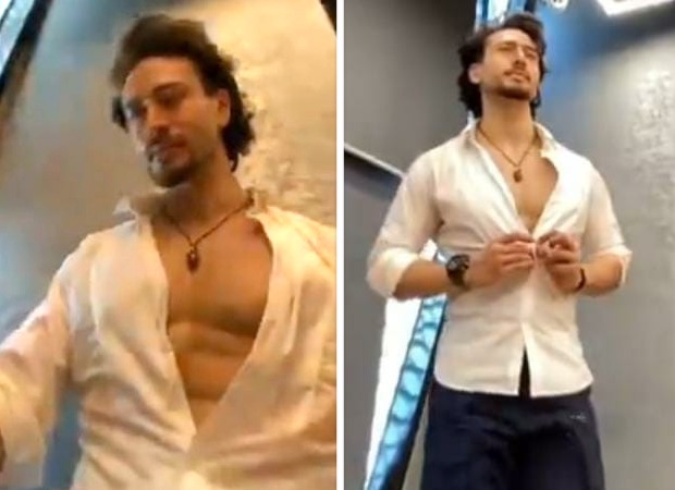 Tiger Shroff is jamming and dancing to his own tunes with the new school brothers