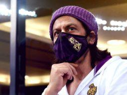 IPL 2020: Shah Rukh Khan makes his way to Dubai to watch Kolkata Knight Riders and Rajasthan Royals match with Aryan and Gauri