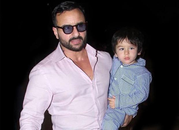 I'd like him to be an actor says Saif Ali Khan about son Taimur Ali Khan