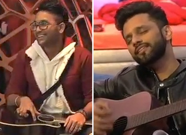 Jaan Kumar Sanu and Rahul Vaidya to battle it out with their voices on Bigg Boss 14