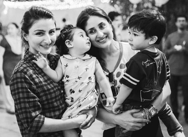 Kareena Kapoor Khan wishes Soha Ali Khan on her birthday with the sweetest message