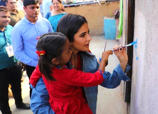 Katrina Kaif champions right to quality education and ...