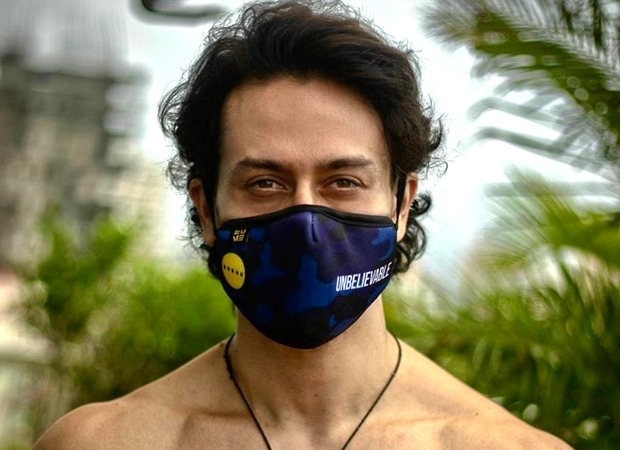 Keeping safety at the forefront, Tiger Shroff launches a line of 'Unbelievable' face masks