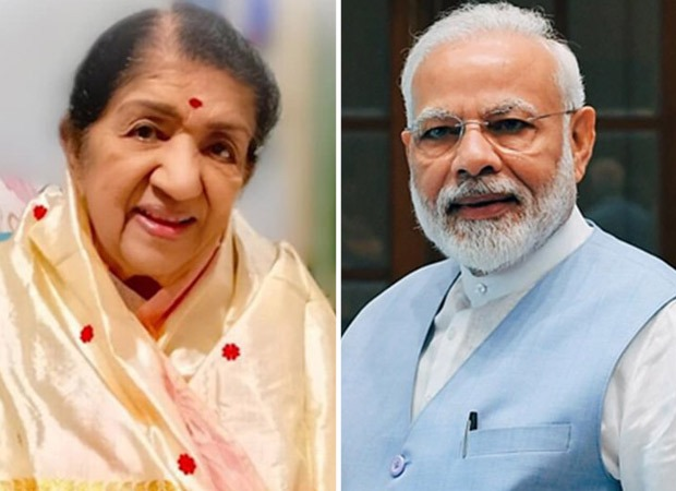 Lata Mangeshkar gets a call from PM Narendra Modi on her birthday