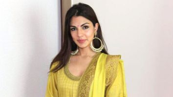 Mumbai Police Commissioner says that the FIR filed by Rhea Chakraborty against SSR's sister is with CBI