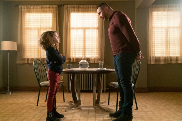 """My Spy is really about heart"" - says Dave Bautista about his upcoming film release on October 16"