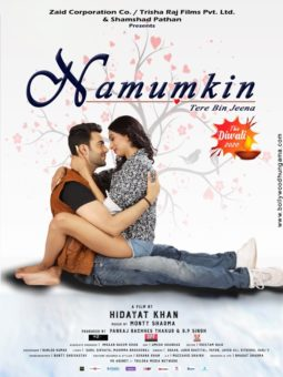 First Look Of The Movie Namumkin Tere Bin Jeena