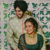 Neha Kakkar and Rohanpreet Singh get married in a Gurudwara in Delhi