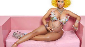 Nicki Minaj reveals she gave birth to a baby boy, receives gifts from Kim Kardashian, Kanye West among others