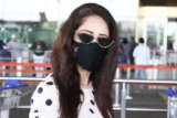 Nushrat Bharucha spotted at Airport