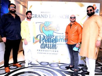 Photos: Celebs grace the launch of 'Pellet Drum Productions Pvt. Ltd'